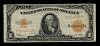 1922 $10 Gold Certificate, Large Size Note, Fr. 1173 (F+)