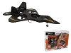 Top Race® F22 Fighter Jet 4 Channel Rc Remote Control Quad Copter RTF